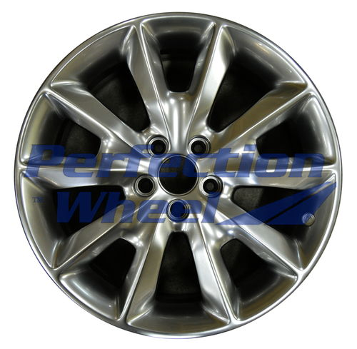 WAN.9132A 18x7 Hyper Smoked Silver Full Face Bright