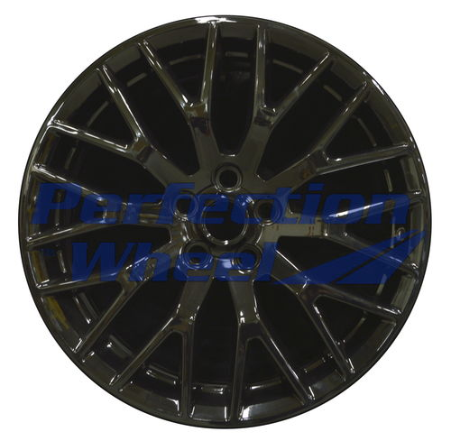 WAO.10036FT 19x9 Black Full Face