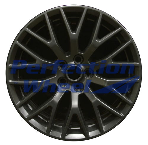 WAO.10036FT 19x9 Flat Matte Black Full Face