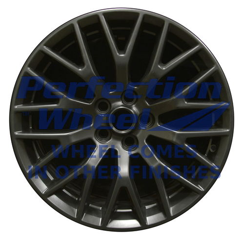 WAO.10038RE 19x9.5 Black Full Face