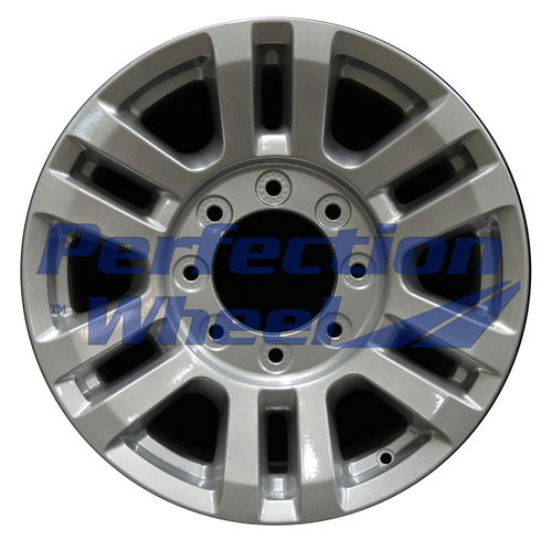 WAO.10098 18x8 Sparkle Silver Full Face