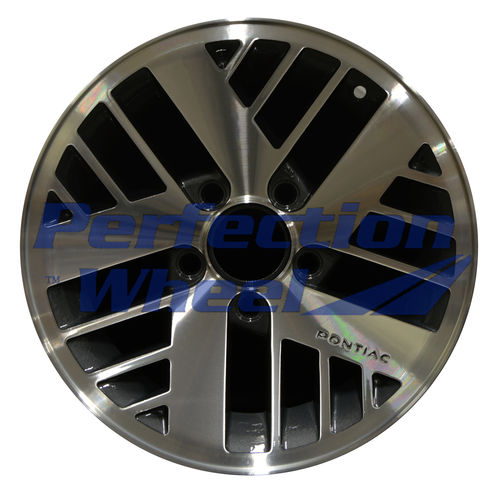 WAO.1372 15x7 Blueish metallic charcoal Machined