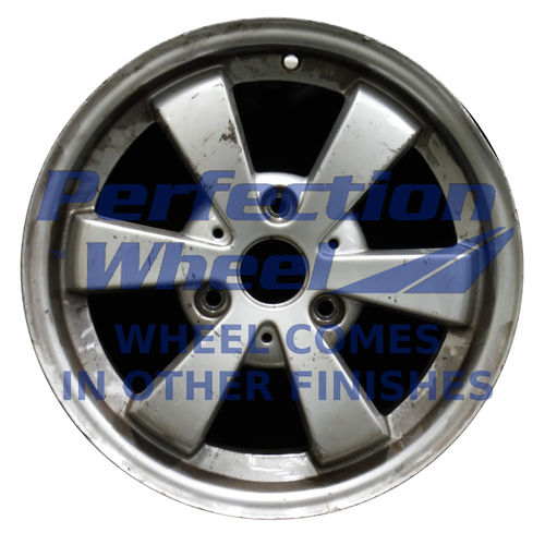 WAO.150020FT 15x5 Fine bright silver Full Face