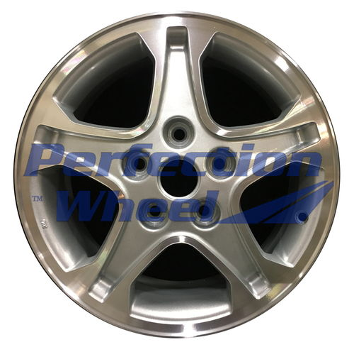 WAO.150025 16x6.5 Sparkle Silver Machined