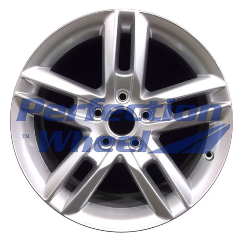 WAO.170049 17X7.5 Hyper Bright Silver Full Face