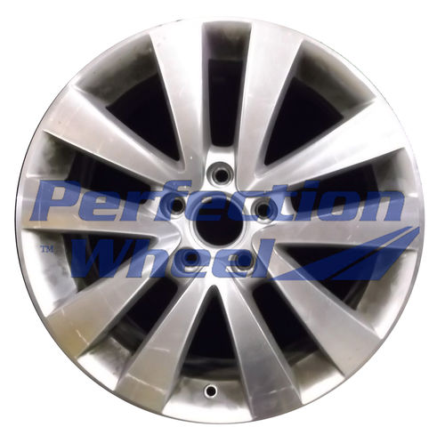 WAO.170098 17x7 Fine bright silver Machined