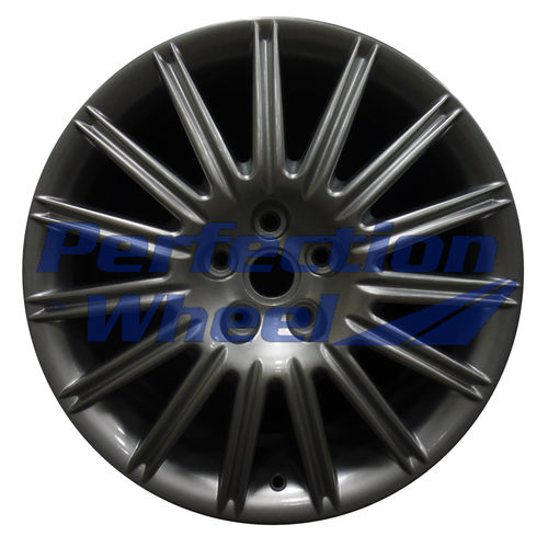 WAO.180155FT 18x8 Bright metallic silver Full Face