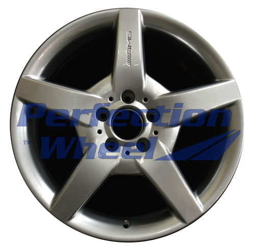 WAO.180237FT 18x7.5 Hyper Bright Mirror Silver Full Face