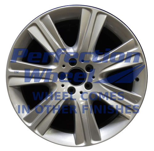 WAO.190172RE 19x9.5 Sparkle silver Machined