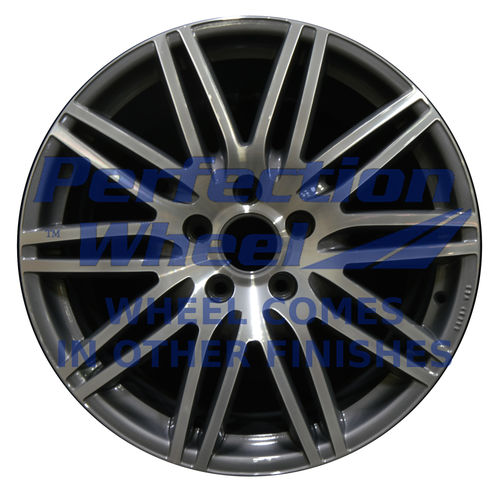 WAO.200051 20x9 Medium Metalic Charcoal Machined Bright