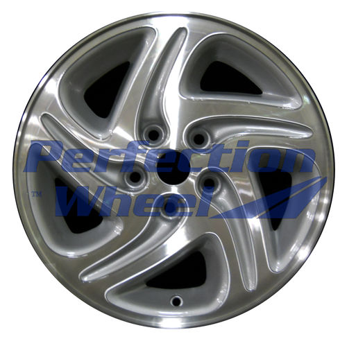 WAO.2024 16x7 Fine metallic silver Machined