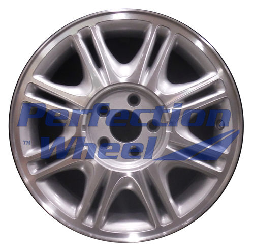 WAO.2057 15x6 Sparkle Silver Machined
