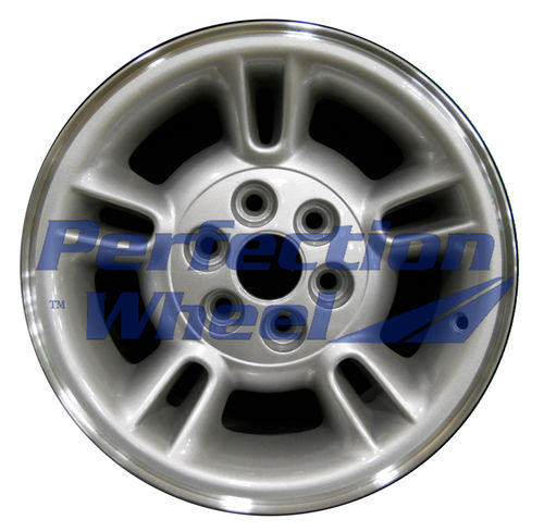 WAO.2082 15x8 Sparkle Silver Lip Cut