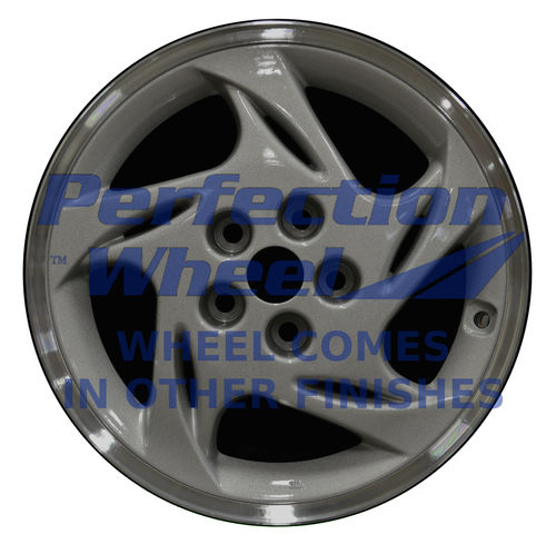 WAO.2085 17x6.5 Bright White Flange Cut