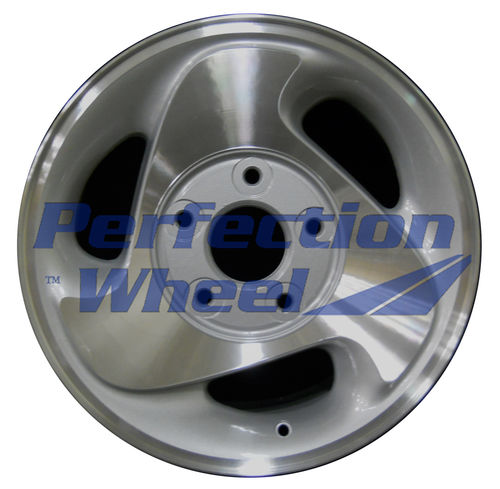 WAO.2104B 16x7 Sparkle Silver Machined