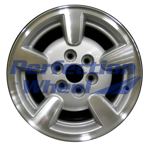 WAO.2132 15x7 Sparkle Silver Machined