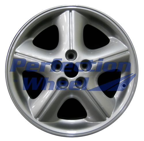 WAO.2226 16x6.5 Bright Sparkle Silver Full Face