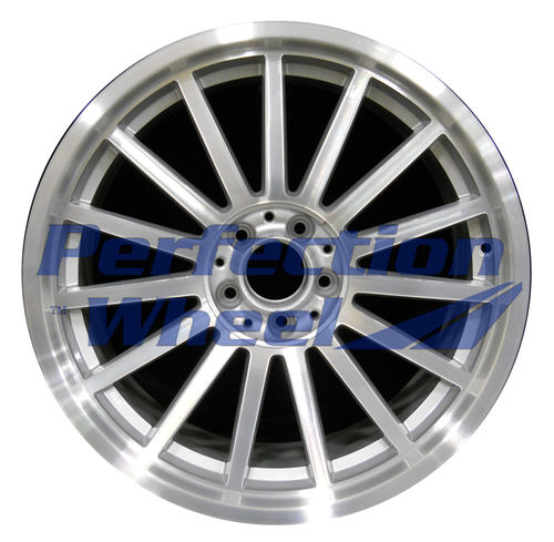 WAO.2250RE 19x9 Metallic Silver Machined