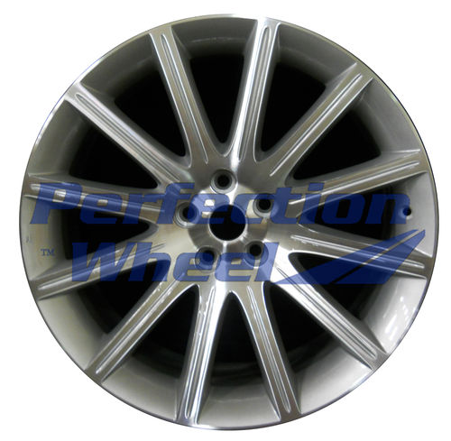 WAO.2281 20x8 Sparkle Silver Machined