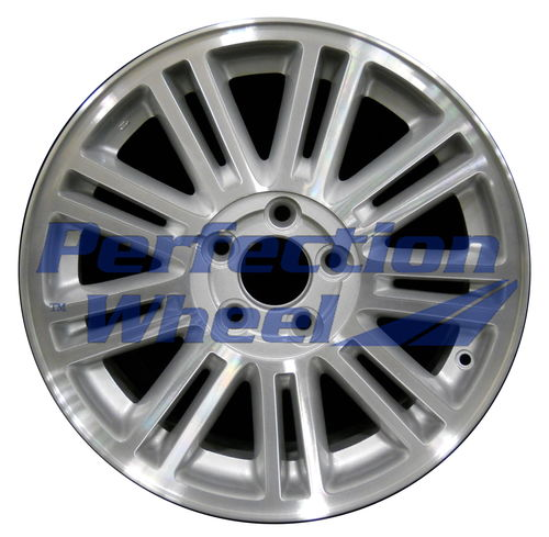 WAO.2284 17x6.5 Sparkle Silver Machined