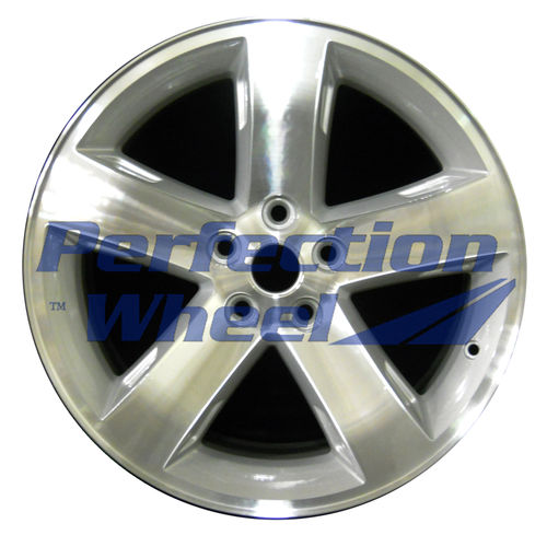 WAO.2359A 18x7.5 Bright sparkle silver Machined