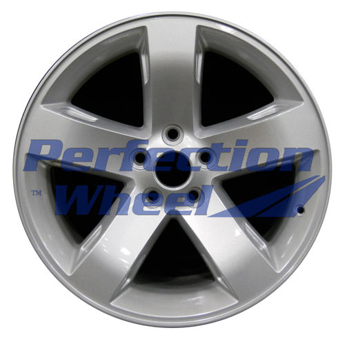 WAO.2359B 18x7.5 Bright sparkle silver Full Face