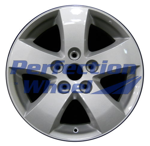 WAO.2372 17x6.5 Sparkle Silver Full Face