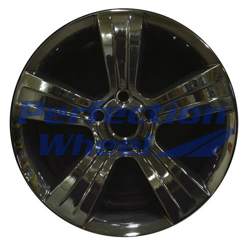 WAO.2380A 17x6.5 Black Full Face