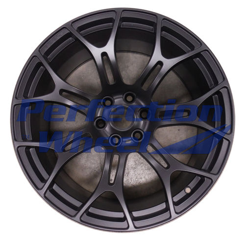 WAO.2469RE 19x13 Flat Matte Black Full Face