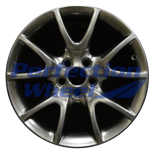 WAO.2481 17x7.5 Hyper Dark Smoked Silver Full Face Bright