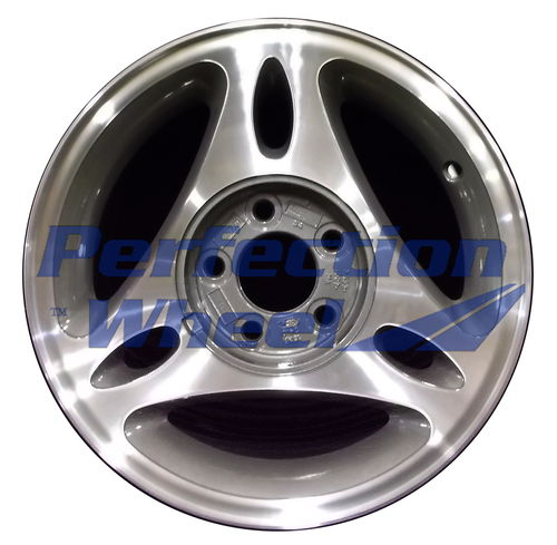 WAO.3172A 15x7 Medium metallic charcoal Machined