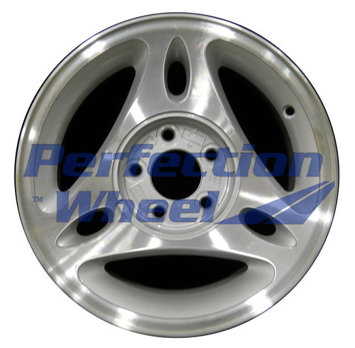 WAO.3172A 15x7 Sparkle Silver Machined