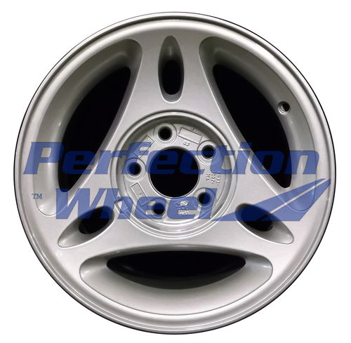 WAO.3172B 15x7 Sparkle Silver Full Face