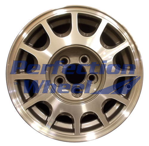 WAO.3175 15x6 Medium metallic charcoal Machined