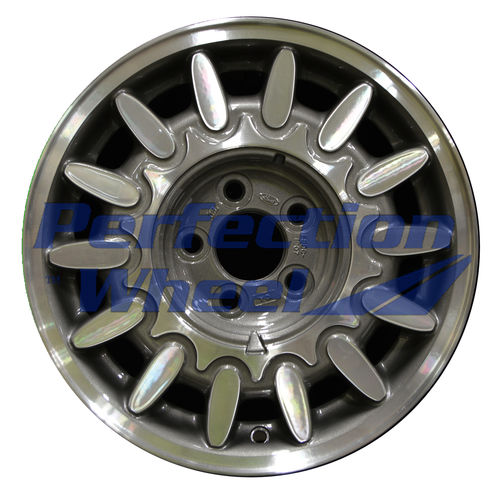 WAO.3176A 15x6 Medium metallic charcoal Machined