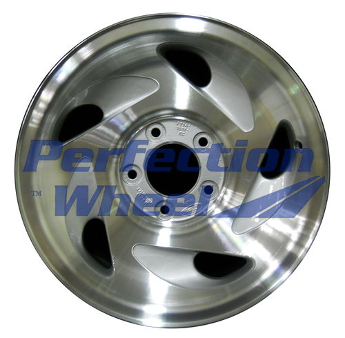 WAO.3196B 17x7.5 Sparkle Silver Machined