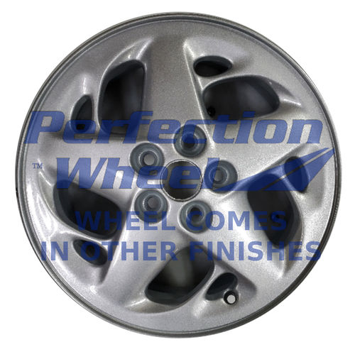 WAO.3250 16x6 Sparkle Silver Full Face