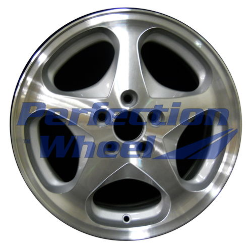 WAO.3313 16x6.5 Sparkle Silver Machined