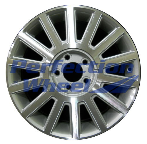 WAO.3504A 17x7 Sparkle Silver Machined