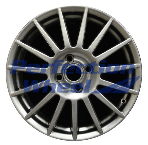WAO.3507B 17x7 Hyper Medium Silver Full Face