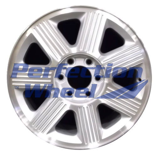 WAO.3519B 18x7.5 Sparkle Silver Machined
