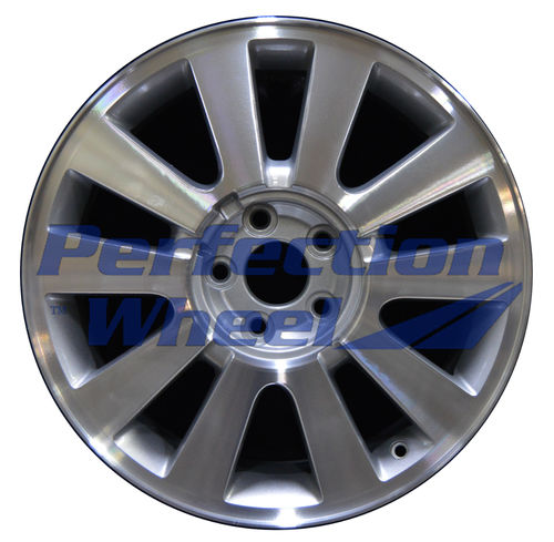 WAO.3700 18x7.5 Sparkle Silver Machined