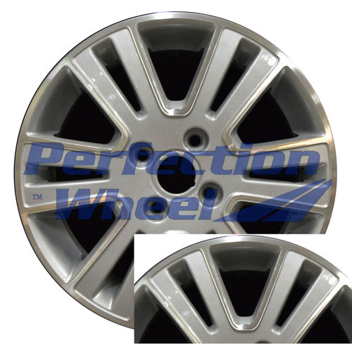 WAO.3703B 16x6 Sparkle Silver Machined