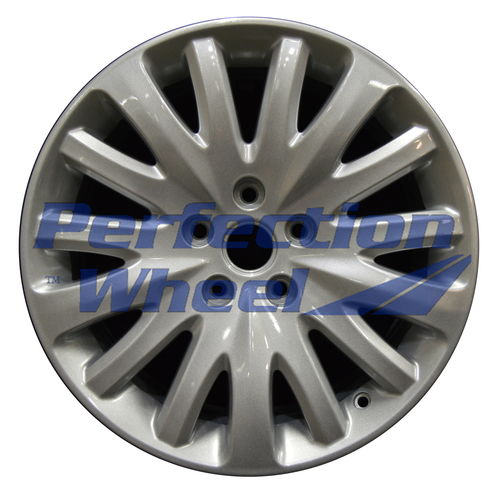 WAO.3799B 17x7.5 Sparkle Silver Full Face