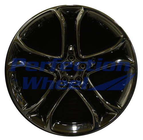 WAO.3850A 22x9 PVD Dark Full Face