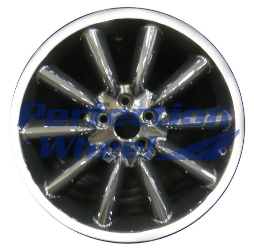 WAO.3889RE 19x9.5 Black Flange Cut