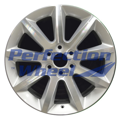 WAO.4132 20x7.5 Hyper Bright Silver Machined Bright