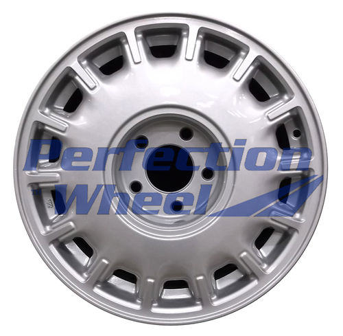 WAO.4506 16x7 Bright sparkle silver Full Face