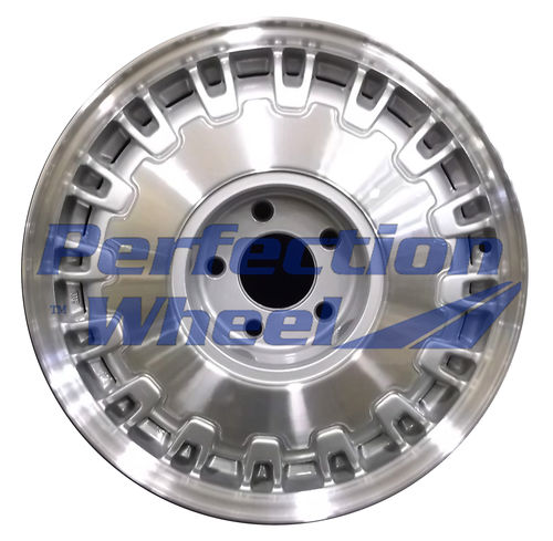 WAO.4507 16x7 Medium Sparkle Silver Machined