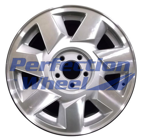 WAO.4552B 17x7.5 Sparkle Silver Machined